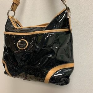 Coach Medium Black Handbag